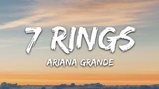 Download lagu Ariana Grande - 7 rings (Lyrics)