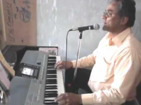 Jai Bhagwan Kamboj singing Bhappi Lehris songs Tumhara Pyar...