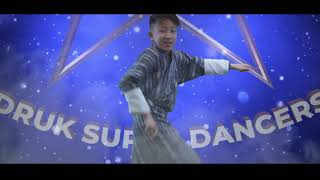 Top 4 Solo finalist of Druk Super Dancers 2020.