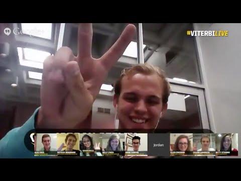 Viterbi Fall 2014 Live Chat