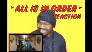 Mavins - All Is In Order (feat. Don Jazzy, Rema, Korede Bello, DNA, & Crayon) |  Reaction