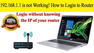 download lagu How To Login To Router - 192.168.1.1 Is Not gratis