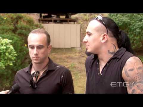 Mayhem Festival '09 interview with Behemoth on EMGtv