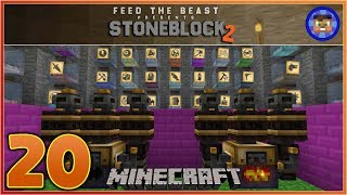 StoneBlock 2 Modpack Ep 20 - Arcane Infusion - Modded Minecraft
