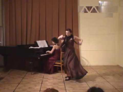 Исаак Альбенис - Испанский танец