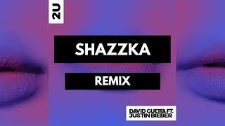 David Guetta ft Justin Bieber - 2U (Shazzka Remix)