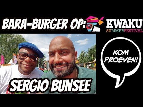 Bara Burger populair op Kwaku! Dus proef ik em, samen met Sergio Bunsee. KOMPROEVEN! #9