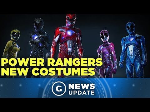 Power Rangers Look Like Halo's Spartans in New Movie, See The Costumes Here - GS News Update