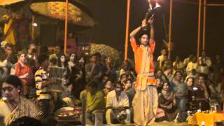 Maa Ganga Bhajan & Ma Ganga Aarti at Dasaswamedh Ghat in Varanasi.m2ts