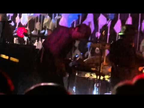 Wilco - Art of Almost (Nels Cline solo clip) Live at the Hideout Block Party / AV Fest 2012