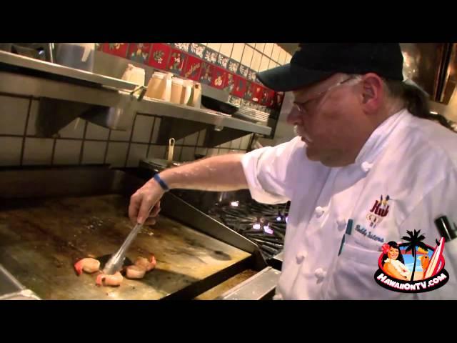 Hawaii Master Chefs - Hula Grill, Kaanapali Maui
