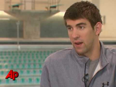 Suspension Over, Phelps Ready to Race Video
