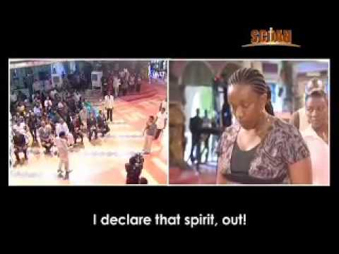 Prophet T.B. Joshua -Power of change cut 4