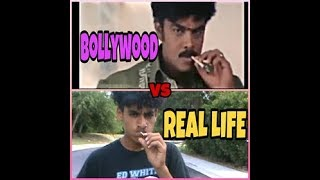 Bollywood Vs Real Life!!! ; )(SUPER FAKE) prt.2