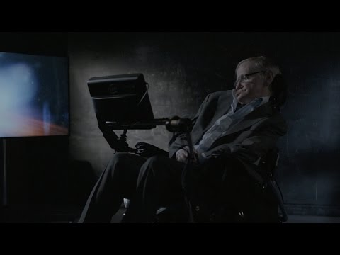 Professor Stephen Hawking's black hole theories - The Sky at Night: Preview - BBC Four
