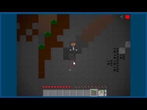 Minecraft 2D - Mine Block