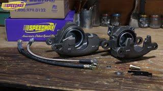 Speedway Tech Talk - Disc Brake Set Up