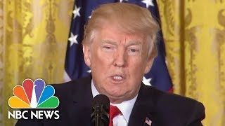 President Donald Trump Believes North Korea's Newfound Willingness To Talk Is Sincere | NBC News
