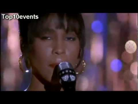Murió Whitney Houston , protagonista de