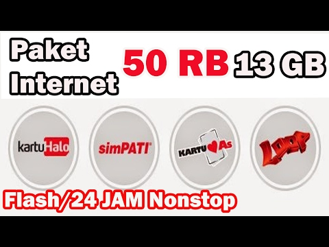 Video harga paket internet murah simpati