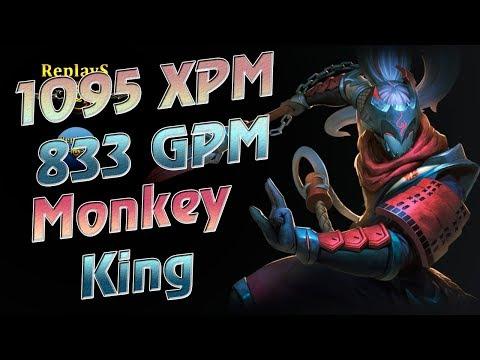 HoN - 4x5 - Monkey King - Immortal - 🇷🇺 RaznosKabin Gold II