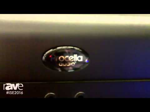 ISE 2016: Procella Audio Discusses Immersive 11.4.11 Channel Speaker System