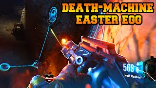 "BLACK OPS 3 ZOMBIES ""DER EISENDRACHE"" FREE DEATH MACHINE EASTER EGG (BO3 Easter Egg)"