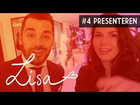 LANCERING PRESENTEREN - VLOG #4 - Lisa Michels