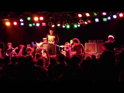 Attack Attack! - Smokahontas Live at the Roxy Hollywood 5-11-2013 new