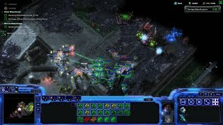 StarCraft 2 Co-op Campaign: Wings of Liberty Mission 15 - The Moebius Factor