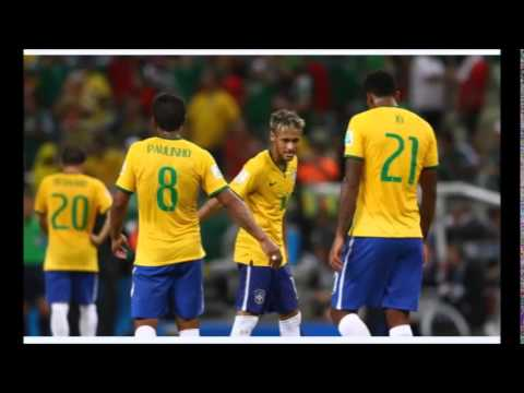 Brazil vs Cameroon 4-1 All Goals & Highlights World Cup 2014