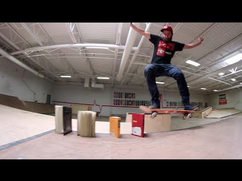 Skateboarding College Textbooks?!