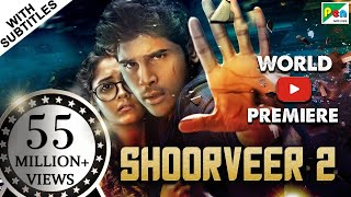 Shoorveer 2 (HD) New Hindi Dubbed Movie 2019 | Okka Kshanam | Allu Sirish, Surbhi Puranik