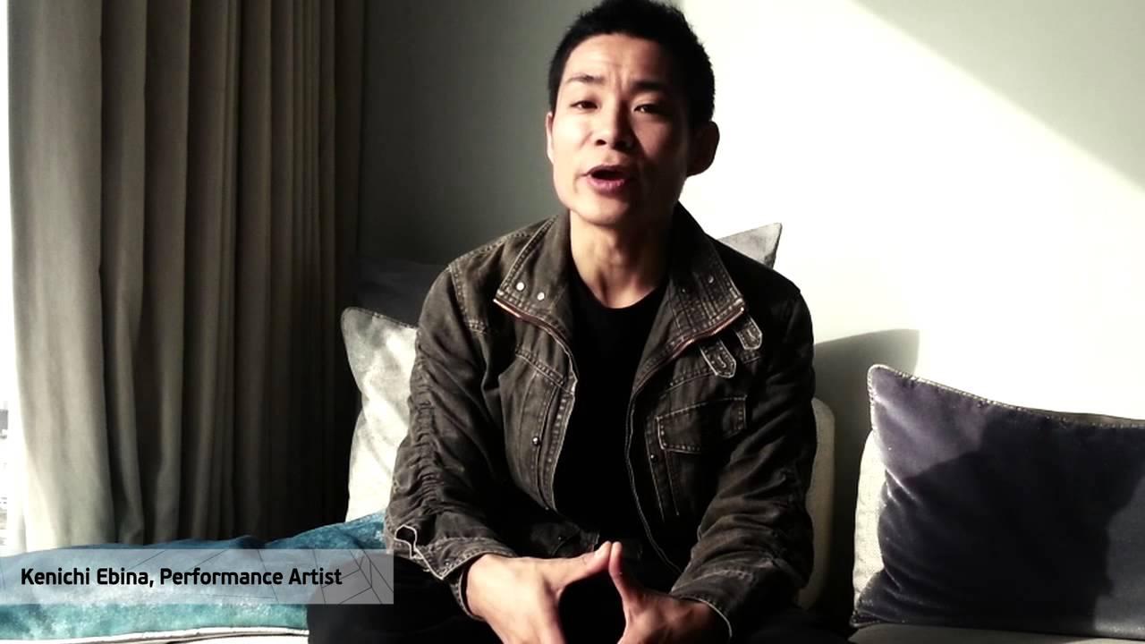 Kenichi Ebina: My magic moves | TED Talk