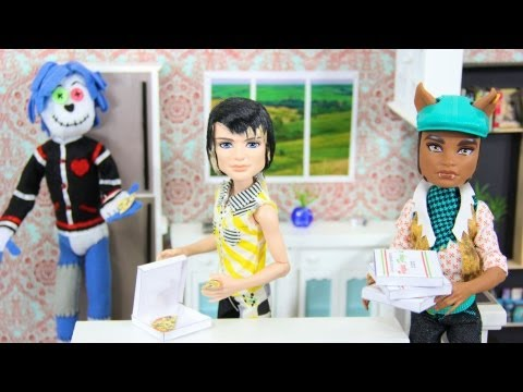 How to Make a Doll Pizza