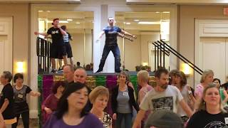 Come Alive Line Dance by Shane McKeever & Rachael McEnaney-White @ 2018 DXNOLA
