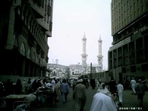 Makkah During Umra 2006 With Naat Ya Makkah By Tooorz video