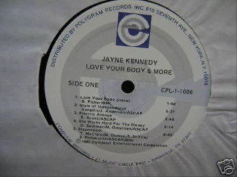 don't stop 'til you get enough (jayne kennedy) Video
