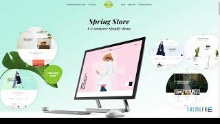 Spring - Multipurpose Shopify Sections Theme        Hall Derby