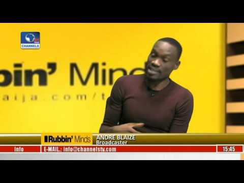 Rubbin Minds: Entertainment Segment With Andre Blaze Pt. 1