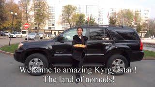 Toyota 4Runner Kyrgyzstan car for rent
