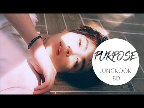 ⚠️BTS (방탄소년단) JUNGKOOK - PURPOSE (Cover) [8D USE HEADPHONES] 🎧