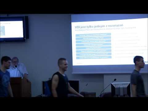 Technologie VDI - Część Pierwsza