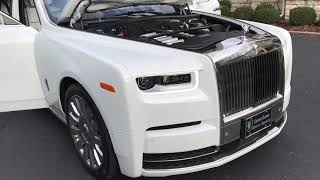 Rolls-Royce Phantom Ewb 2019