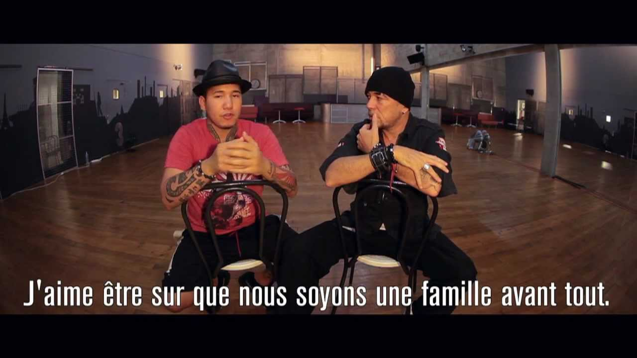 Adam et Eve Obispo Adam et Eve Interview Pascal