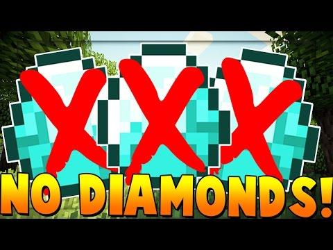 NO DIAMONDS CHALLENGE - Minecraft Money Wars 1.9 SOLO #21