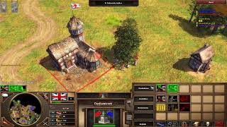 Let's Battle Together Age of Empires III - 114 - Rule Britannia [Battlebrothers/HD+]