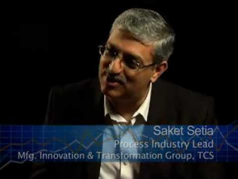 Saket Setia of Tata Consultancy Services Discusses Chemical and Process Industries