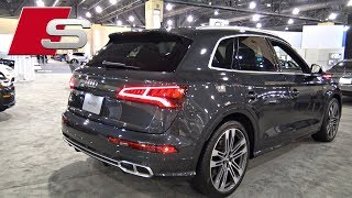 2018 Audi SQ5  V6 Quattro FULL Detailed SUV Review