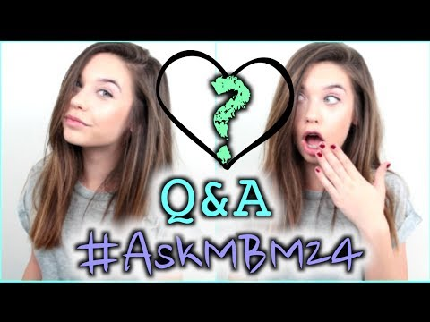 #ASKMBM24 | Online School, Frozen + Traveling! ♡